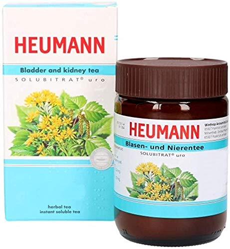 Heumann Instant Blasen- und Nierentee SOLUBITRAT Uro (Kidney Bladder Tea), 60 g