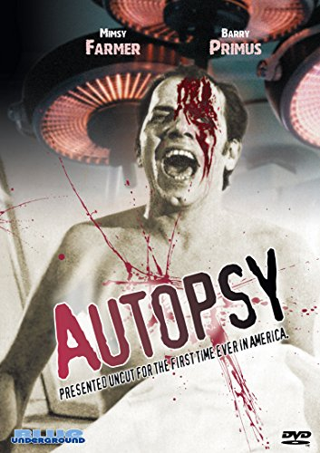 Autopsy (1975) (Visual Adult Dvd Pink)
