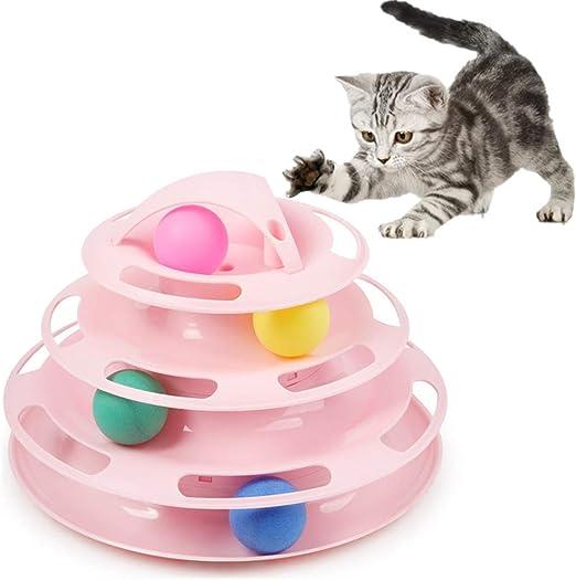 JZTRADING Juguetes para Gatos Juguete Gato Cosas para Gatos Gato ...
