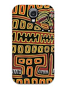 StephanieShaw Design High Quality African Art Cover Case With Excellent Style For Galaxy S4