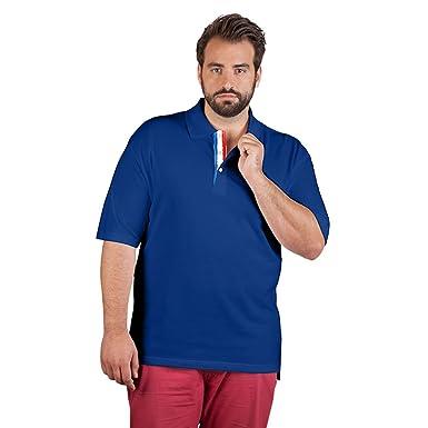 Polos Promodoro XXL bleu roi Fashion homme OaBmMlFurP