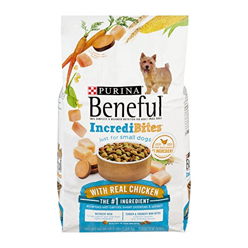 *Purina Beneful IncrediBites With Chicken Dry Dog Food 3.5 lb. Bag