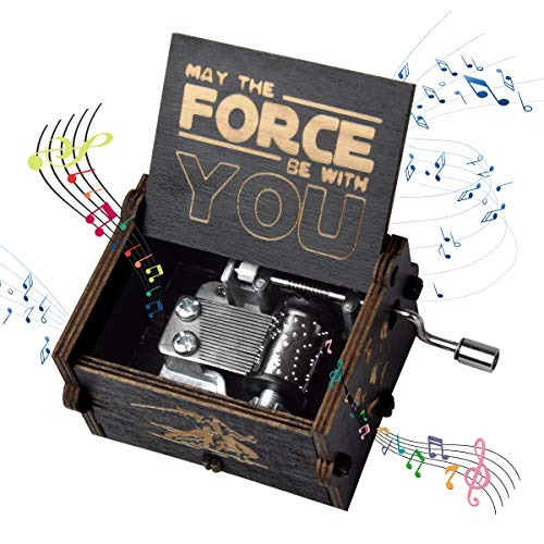 Wood Music Boxes Star Wars