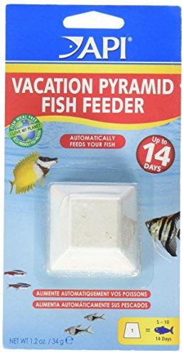 ((3 Pack) API 14-Day Pyramid Fish Feeders)