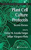 Plant Cell Culture Protocols, Loyola-Vargas, Victor M. and Vazquez-Flota, Felipe, 1588295478