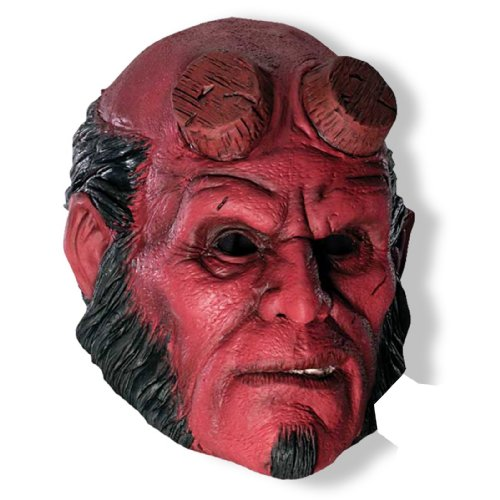 Hellboy Mask Costume