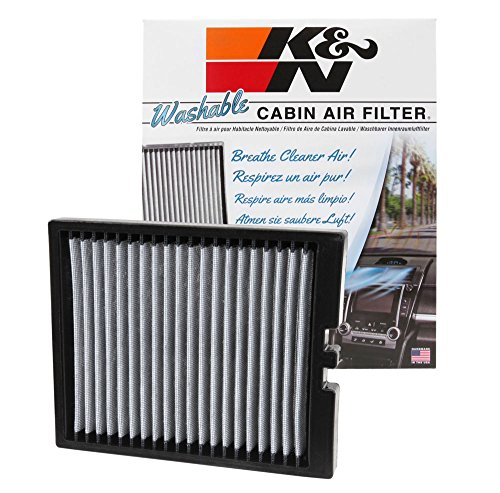 VF1011 K&N CABIN AIR FILTER (Cabin Air Filters):