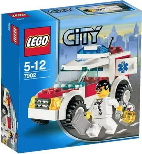 LEGO City 7902 Doctor's Car [Toy]