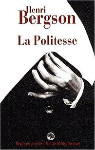 Télécharger La Politesse : Et autres essais PDF En Ligne