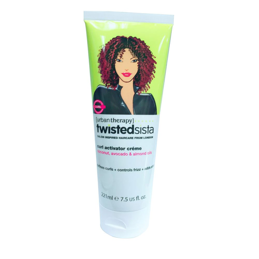 Twisted sista Curl Activator Creme 7.5 us fl. oz