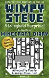 Wimpy Steve Book 13: Stronghold Surprise! (An Unofficial Minecraft Diary Book) (Minecraft Diary: Wimpy Steve)