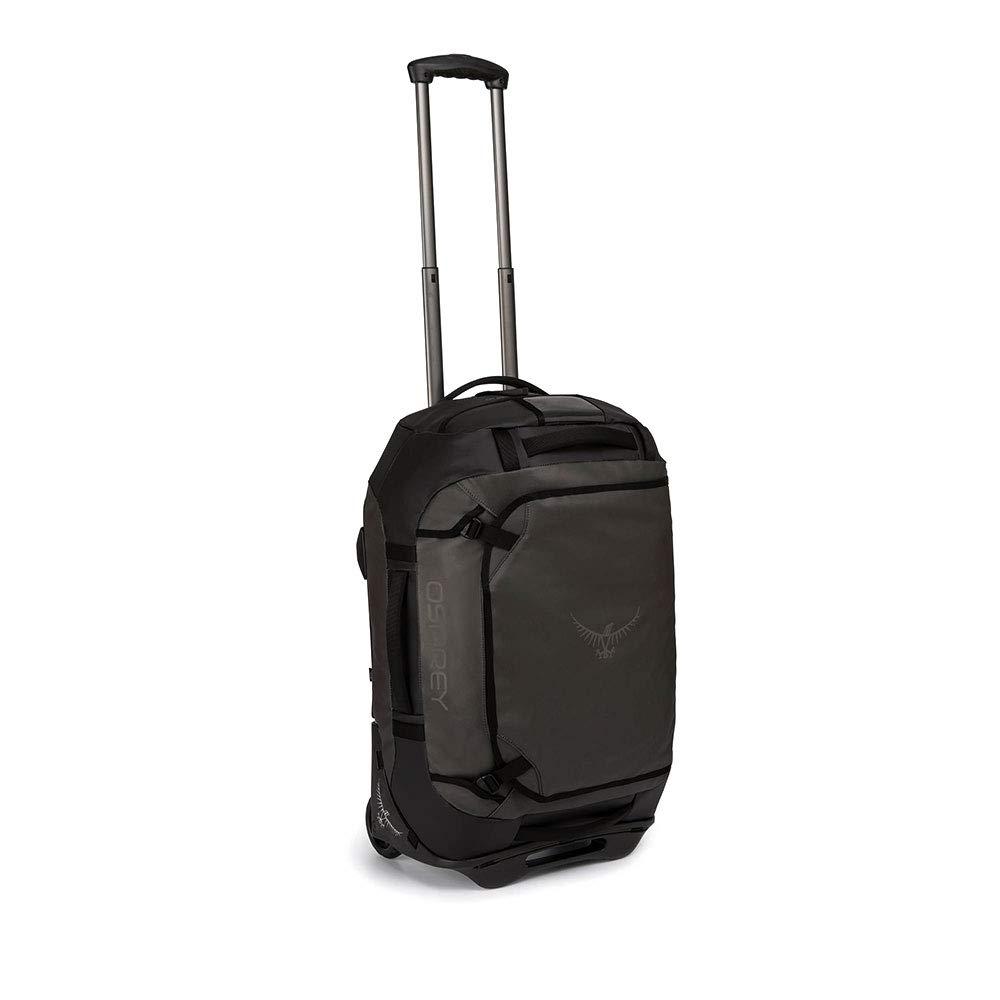Osprey Packs Rolling Transporter 40 Duffel Bag, Black