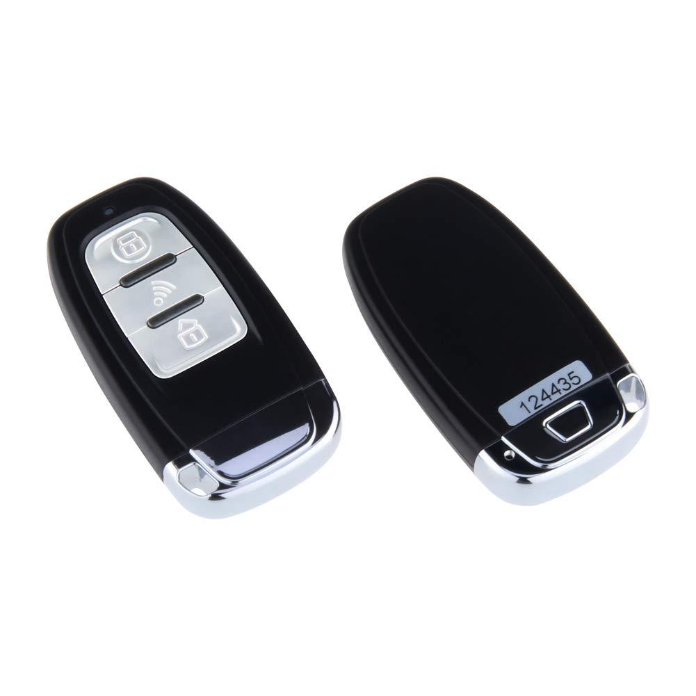 EASYGUARD ec002-lb hopping code Smart key PKE Car Alarm System Passive Keyless Entry Auto Start Engine start stop button Touch Password Keypad keyless go