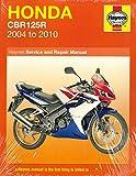 Honda CBR125R 2004-2007 Repair Manual (Haynes Service and Repair Manuals)