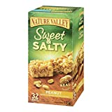 Nature Valley Sweet and Salty Peanut, 32-Count, 1120 Gram