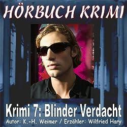 Blinder Verdacht (Hörbuch Krimi 7)