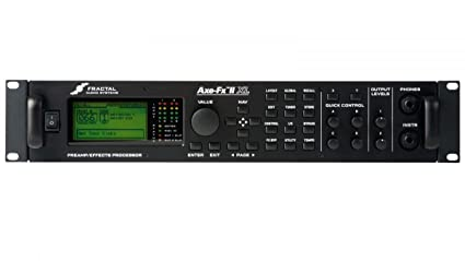 Fractal Audio Axe-Fx II XL+ Pre Amplifier-Black: Amazon in: Electronics