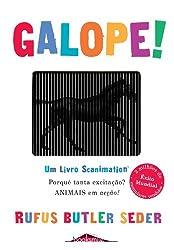 Galope! (Scanimation) (Portuguese Edition)