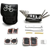 Best Music Posters 12 in 1 Multi-Function Bicycle Repair Tool Kit