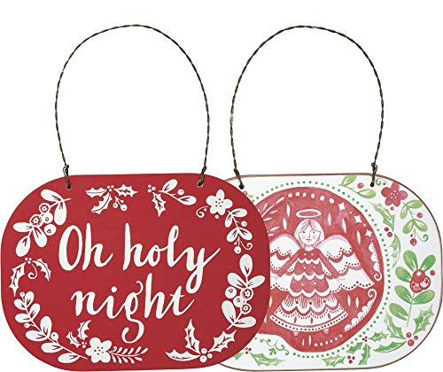 Angel Oh Holy Night Ornament ()