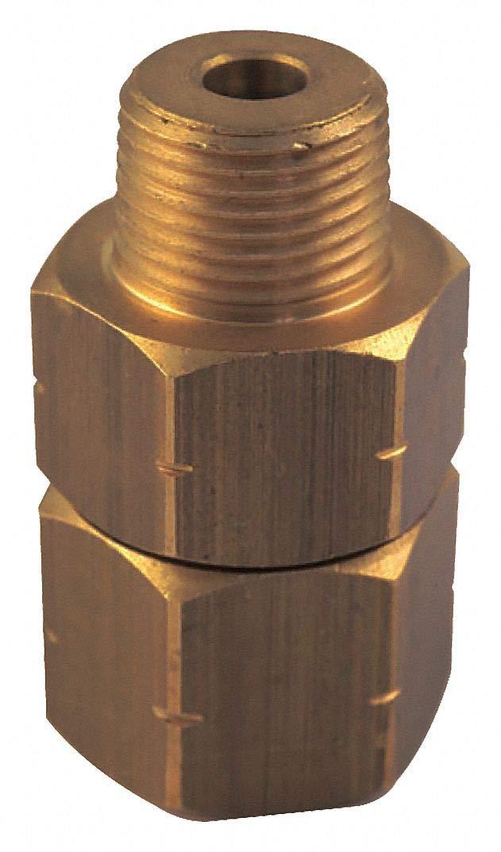 Swivel, Brass, 4500 psi