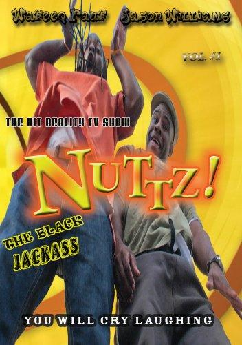 Nuttz! The Black Jackass, Vol. 1 by Miami Films