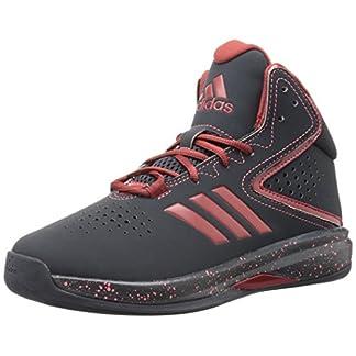 adidas Boy's Cross 'Em up Basketball Shoe