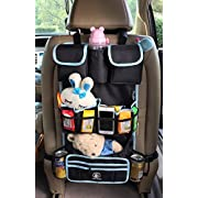 Dear Auto Back Seat Car Organizer / Multi-pockets for Travel / Eco-friendly Raw Materials / Lifetime Guarantee