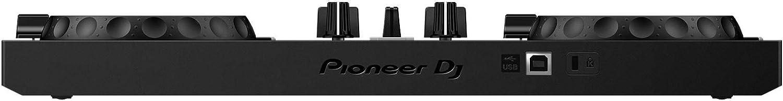 Mic Pack Pioneer DDJ-200 Portable Smartphone Tablet PC//Mac DJ Controller w Case