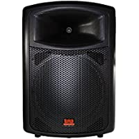 EMB - EB112BT- Professional Single 12 Powered Speaker with Bluetooth