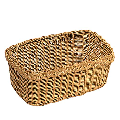 Unlined Extra Deep Collection Basket - - Rectangular Collection Basket