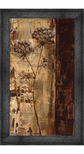 Amazon.com: Framed Sundew II- 10x18 Inches - Art Print (Black ...