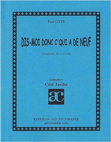 Lire en ligne DIS-MOI DONC C'QUI A DE NEUF pdf, epub ebook