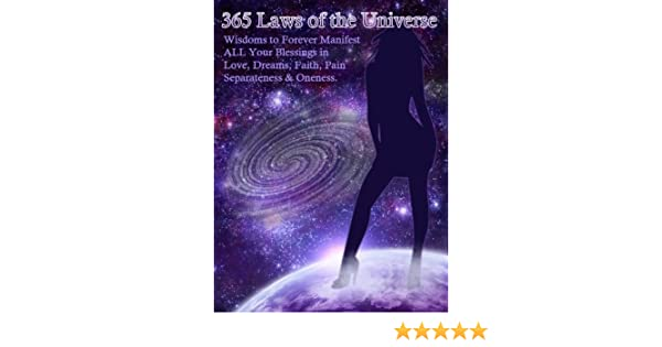 365 LAWS OF THE UNIVERSE