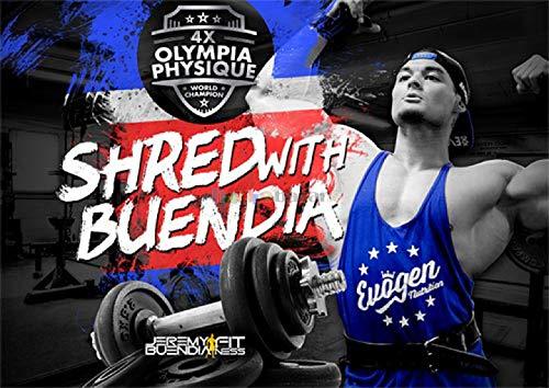 Amazon.com: shred with buendia: shred with jeremy buendia ebook