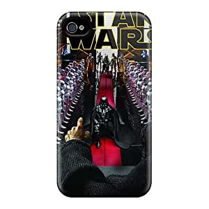 Iphone 4/4s GAm4387XPaM Allow Personal Design Nice Strat Wars Pattern Shockproof Hard Cell-phone Cases -AaronBlanchette