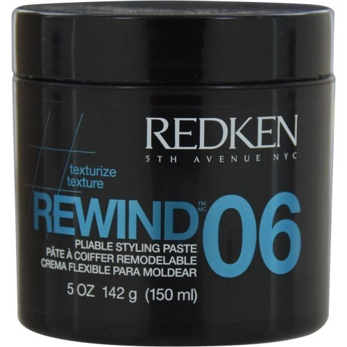 Redken Styling (REDKEN by Redken REWIND 06 PLIABLE STYLING PASTE 5 OZ (NEW PACKAGING) for UNI... (Package of 3 ))