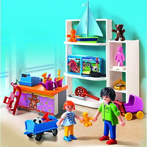 Jouets Playmobil Magasin De Figurine 60Réduction 5488 IeHY9W2ED