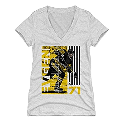 500 LEVEL's Evgeni Malkin Women's Shirt - Pittsburgh Hockey Fan Gear - Evgeni Malkin Deke