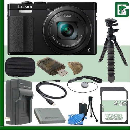 Panasonic DMC ZS50 Digital Camera Greens