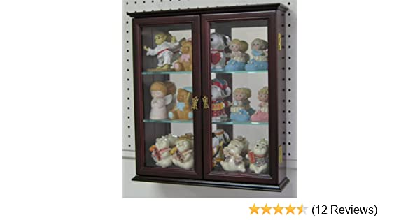 Amazoncom Small Wall Mounted Curio Cabinetwall Display Case With