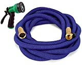 Waterree Tm 50 Feet Expandable Garden Hose - NEW 2017 Super Strong ...