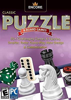 Encore Classic Puzzle & Board Games - [PC Download]
