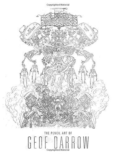 Lead Poisoning: The Pencil Art of Geof Darrow PDF