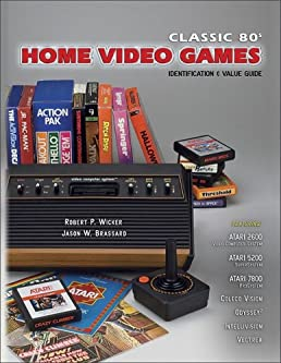classic 80s home video games identification value guide featuring rh amazon com atari lynx game price guide atari st games price guide