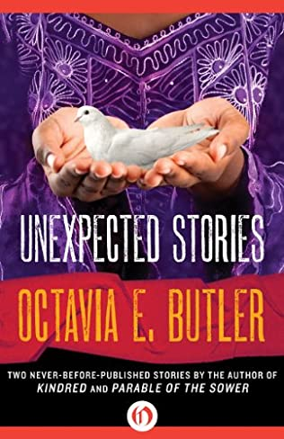 book cover of Unexpected Stories