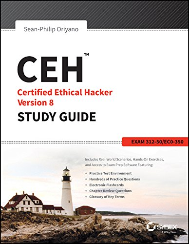 CEH: Certified Ethical Hacker Version 8 Study Guide, Exam 312-50/EC0-350 (Certified Ethical Hacker Version 8 Study Guide)