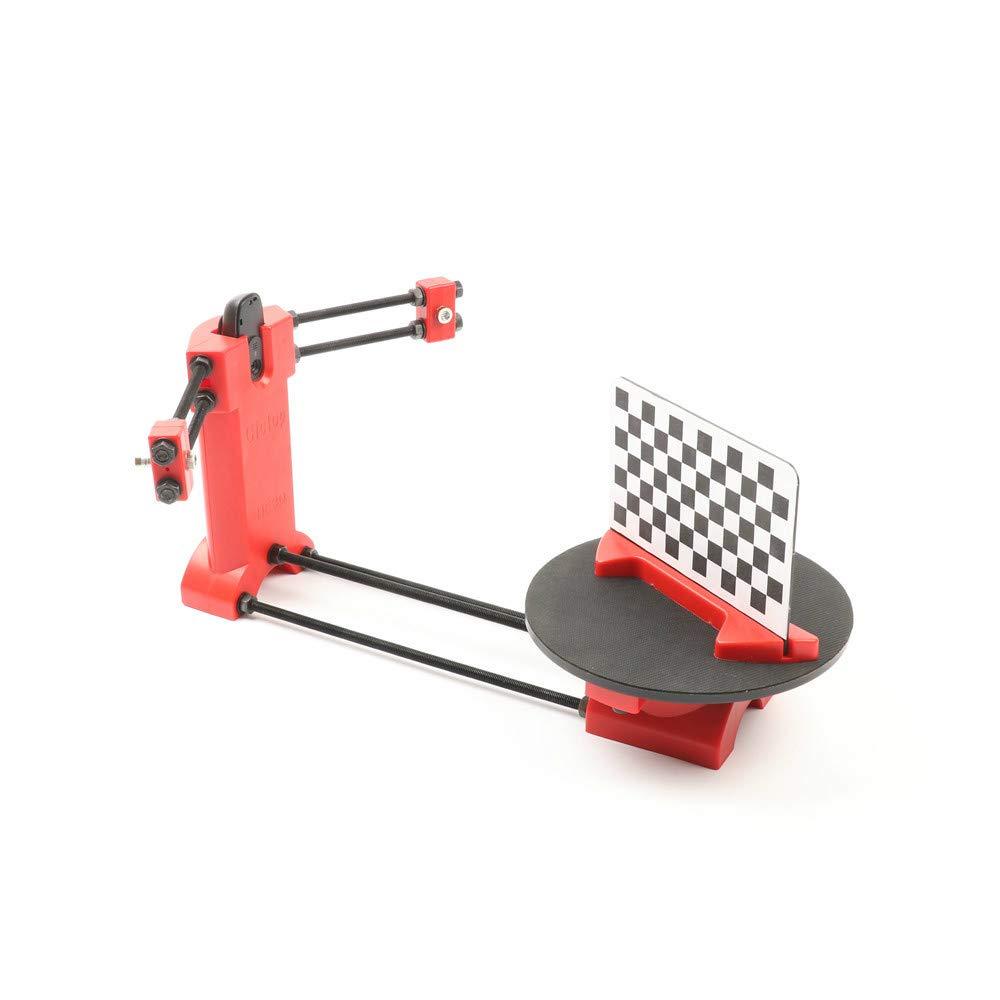 HE3D Open Source Ciclop DIY 3D Systems Scanner Kit for 3D Printer Advanced Laser Scanner Injection molding Plastics Parts HE3D0003