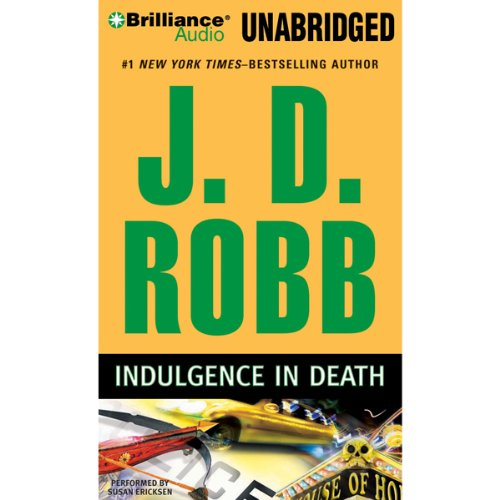 Indulgence in Death: In Death, Book 31 Audiobook [Free Download by Trial] thumbnail