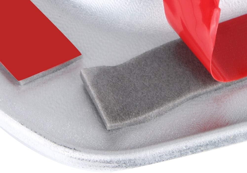 Bonnet Air Vent Modified Accessory Fits for Fo-d Focus RS MK2 SANON Car ABS Decorative Air Flow Intake Scoop Turbo Bonnet Vent Cover Hood